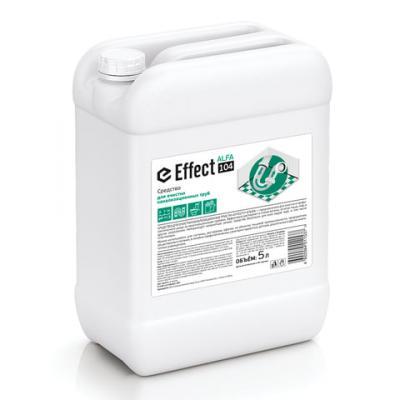 Чистящее средство для прочистки канализационных труб EFFECT Alfa 104 5 кг трос для прочистки канализационных труб 5 5 мм х 3 м
