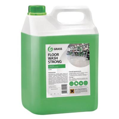 Средство моющее для полов GRASS GRASS FLOOR WASH STRONG 5,6 кг rm 69 моющее средство для мытья полов