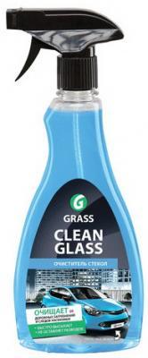 Фото - Средство для мытья стекол и зеркал 500 мл GRASS CLEAN GLASS, антистатический эффект, нейтральное, 130105 очиститель стекол grass clean glass голубая лагуна 600мл