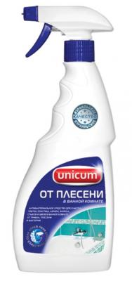 Чистящее средство для удаления плесени в ванной комнате UNICUM 500мл