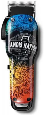 Машинка для стрижки Andis usPRO Fade Li Andis Nation LCL черный (насадок в компл:5шт) фото