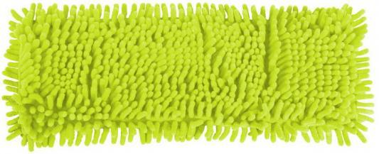 Фото - НАСАДКА К ШВАБРЕ MopM4-Eco-H ЛАПША 17*45 СМ, МИКРОФИБРА (НА ЛИПУЧКЕ) (1/100) РЫЖИЙ КОТ насадка к швабре mopm1 h микрофибра на липучке 1 150 рыжий кот