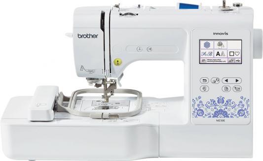 Вышивальная машина Brother innov-is M230E белый швейная машина brother innov is f420 белый