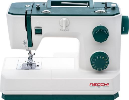 все цены на Швейная машина Necchi 7424 белый онлайн