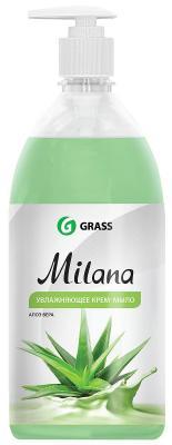 ЖИДКОЕ КРЕМ-МЫЛО MILANA (АЛОЭ ВЕРА) 0,5 Л С ДОЗАТОРОМ (1/15) GRASS