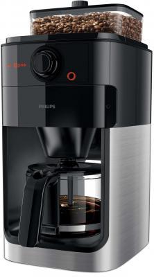 Кофеварка Philips HD7767/00 черный цена и фото