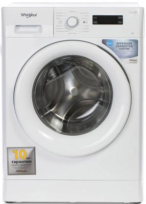 Стиральная машина Whirlpool Fresh Care FWSF61052W RU класс: A++ загр.фронтальная макс.:6кг белый