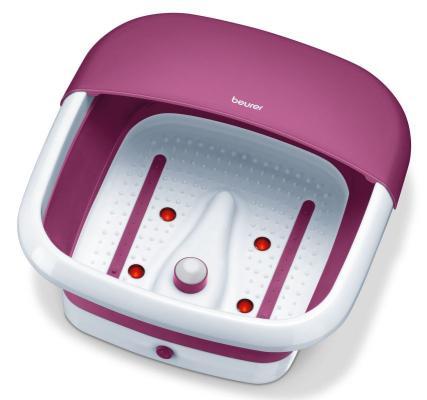 Гидромассажная ванночка для ног Beurer FB30 60Вт фиолетовый