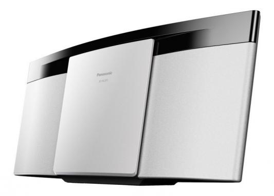 Микросистема Panasonic SC-HC200EE-W белый 20Вт/CD/CDRW/FM/USB/BT цена 2017