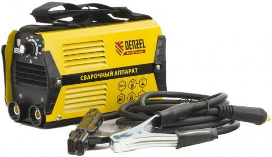Сварочный аппарат DENZEL ds-180 compact 94372 инвертор. дуговой сварки 180А пв 70% аппарат аргонно дуговой сварки aurorapro ironman 500 ac dc pulse