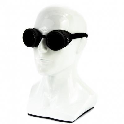Очки сварщика СИБРТЕХ 89153 очки газосварщика стандарт с затемненным минеральным стеклом