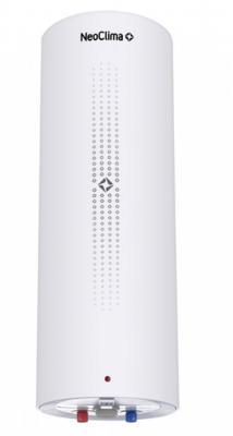 Водонагреватель накопительный NeoClima Milano 40, 40 л., 2 кВт., бак нерж., O280*1000, термостат, белый