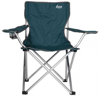 Кресло складное Fiesta Companion цвет синий reka кресло складное с подлокотниками ck 305 синий
