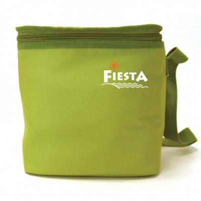 Сумка изотермическая Fiesta 138313 5л зелёный