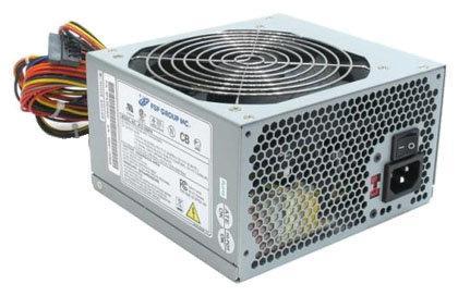 Блок питания FSP 450-PNR <450W, (20+4+4) pin, 6+2 pin, 2xFDD, 3xSATA, 2xMolex, 12 см, Active PFC, ATX> OEM