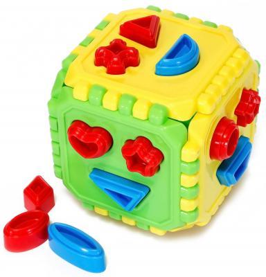Конструктор best toys Пазл-Куб Б пазл best toys животные 6 элементов