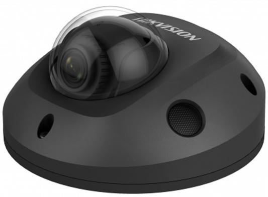 Видеокамера IP Hikvision DS-2CD2523G0-IS 4-4мм цветная корп.:черный видеокамера ip digma division 101 2 8 2 8мм цветная корп белый черный