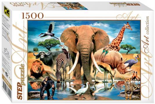 Купить Мозаика puzzle 1500 Мир животных , best toys, Пазлы-картины