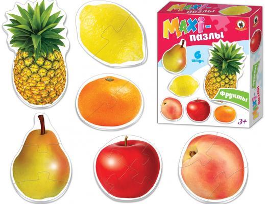MAXI-пазлы Фрукты в кор. 180*150*40 набор фрукты в кор 15наб