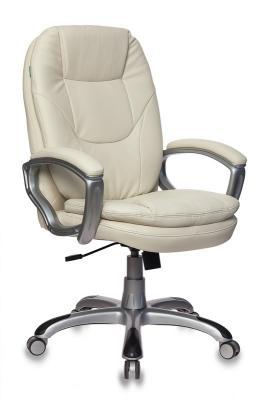 Кресло руководителя Бюрократ CH-868AXSN/WHITE белый кресло компьютерное бюрократ бюрократ ch 868axsn красное