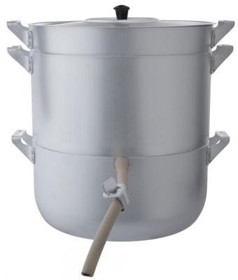 Соковарка Демидовский завод МТ-041 26 см 6 л алюминий