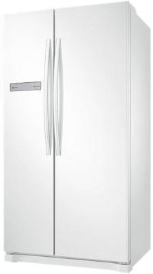 Холодильник Side by Samsung RS54N3003WW белый