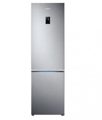 Холодильник Samsung RB37K6221S4/WT серебристый