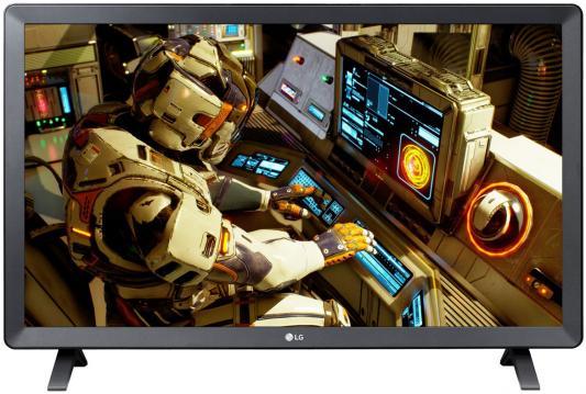 Фото - Телевизор LG 24TL520S-PZ черный телевизор lg 28 28tl520s pz черный
