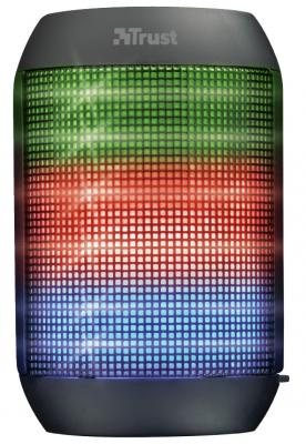 Trust Ziva Wireless Bluetooth Speaker with party lights (21967) bluetooth speaker jbl clip 2 portable speakers clamping waterproof speaker sport speaker