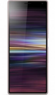 Смартфон SONY Xperia 10 Dual 64 Гб розовый (1318-5905)