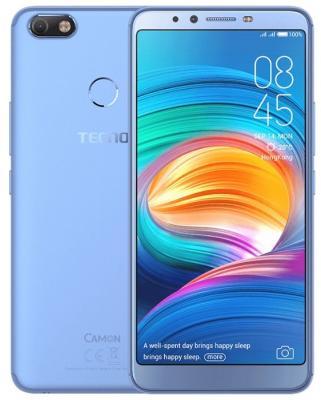 все цены на Смартфон Tecno Camon X 32 Гб голубой (CA7-CIBL) онлайн