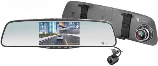 Видеорегистратор Navitel MR250NV черный 1080x1920 1080p 160гр. MSTAR MSC8328