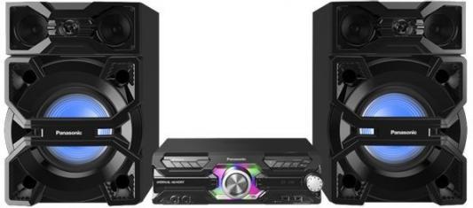 Минисистема Panasonic SC-MAX3500GS черный 2400Вт/CD/CDRW/FM/USB/BT
