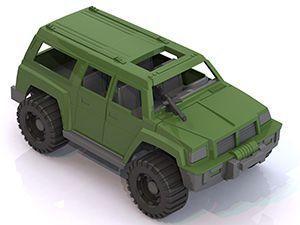 Купить Джип Патруль 26*13, 5*11 см, best toys, Детские модели машинок