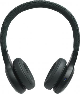 Гарнитура JBL LIVE 400BT зеленый headphones jbl live 400bt