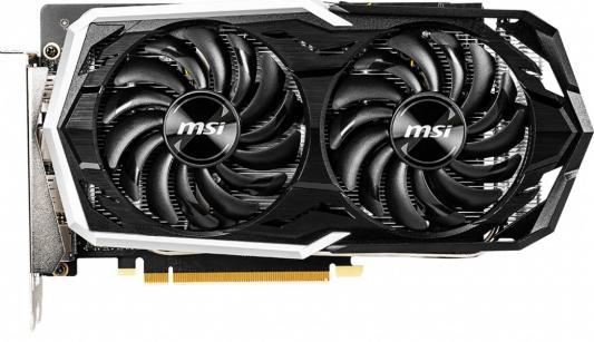 Видеокарта MSI PCI-E GeForce GTX 1660 Ti ARMOR 6G nVidia GeForce GTX 1660TI 6144Mb 192bit GDDR6 1536/12000/HDMIx1/DPx3/HDCP Ret видеокарта msi pci e nvidia gtx 980 4gd5 ocv1 ret