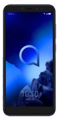 Смартфон Alcatel 1S 5024D 2019 32 Гб синий (5024D-2BALRU2)