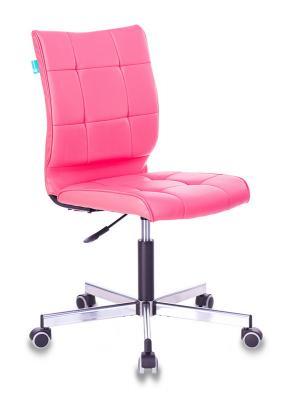 Кресло оператора Бюрократ CH-330M/PINK розовый кресло бюрократ ch 330m velv86 голубой