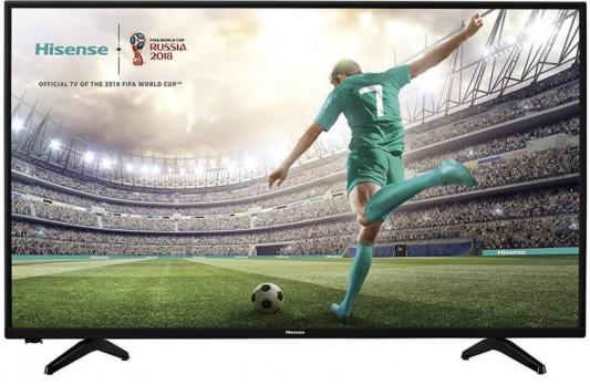Телевизор Hisense H43A5600 черный стоимость