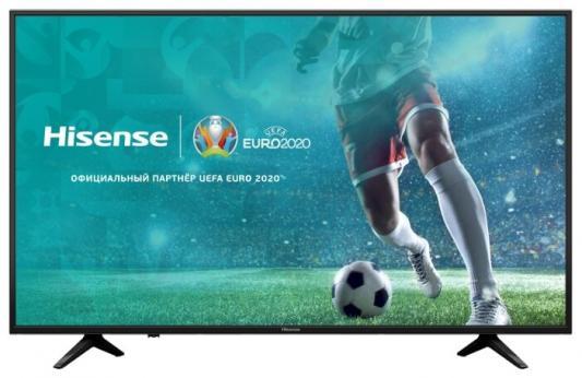 Телевизор Hisense H50A6100 черный