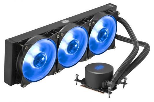 Cooler Master MasterLiquid ML360 RGB TR4 Edition система водяного охлаждения cooler master masterliquid lite 240