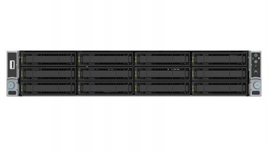 Intel® Server System R2312WFTZSR 2U, 2 x Socket 3647, Xeon SP CLX, Intel C624, 24xDDR4 ECC REG DIMMs 2133/2400/2666/2993 MHz, DCPMM Support, 2 х 10-Gbe, 12xHS HDD 3,5 SATA/SAS/NVMe, 6xPCI-E x8+IOM Conn+RM Conn, OCP support, 1x1300 Wt (1+0), no rails, no RMM цена