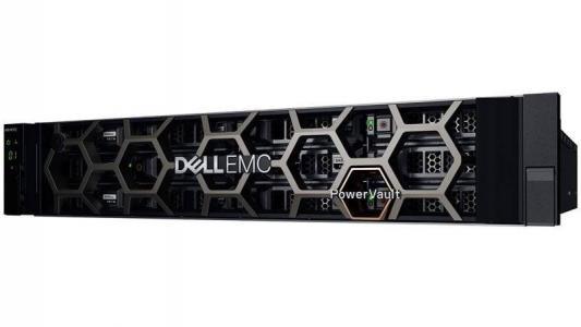 Dell EMC ME4012, Dual Controller iSCSI 10Gb BT 8-ports, (2)*8TB NLSAS 7.2k (up to 12x3.5), RPS, Bezel, Rails, 3Y ProSupport NBD