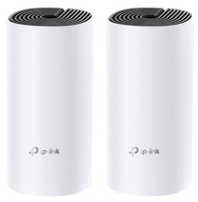 AC1200 Whole-Home Mesh Wi-Fi System, Qualcomm CPU, 867Mbps at 5GHz+300Mbps at 2.4GHz, 210/100MbpsPorts, 2internalantennas, MU-MIMO