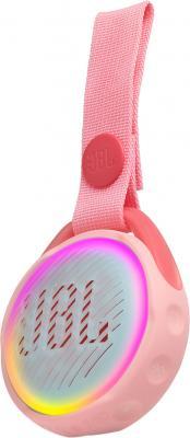 Портативная акустика JBL JR POP розовый портативная акустика jbl jblflip5blk черный