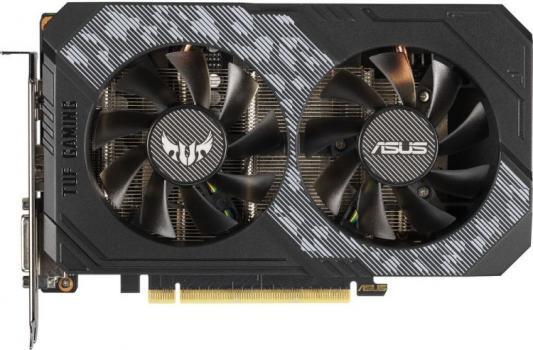 Картинка для Видеокарта ASUS nVidia GeForce RTX 2060 TUF Gaming PCI-E 6144Mb GDDR6 192 Bit Retail (TUF-RTX2060-6G-GAMING)