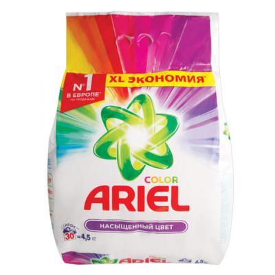 """цена на Стиральный порошок-автомат 4,5 кг, ARIEL (Ариэль) """"Color"""""""