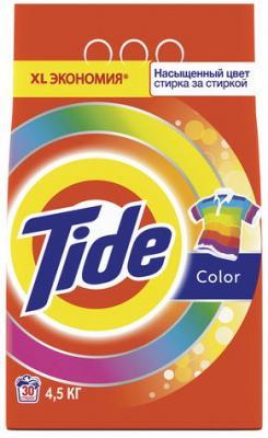Стиральный порошок-автомат 4,5 кг, TIDE Color (Тайд Колор), TS-81625850 tide автомат color 3 кг tide
