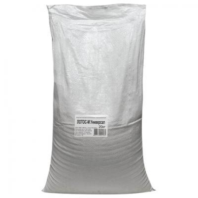 Стиральный порошок для ручной стирки 20 кг, ЛОТОС-М Универсал стиральный порошок большая стирка универсал 2 4 кг