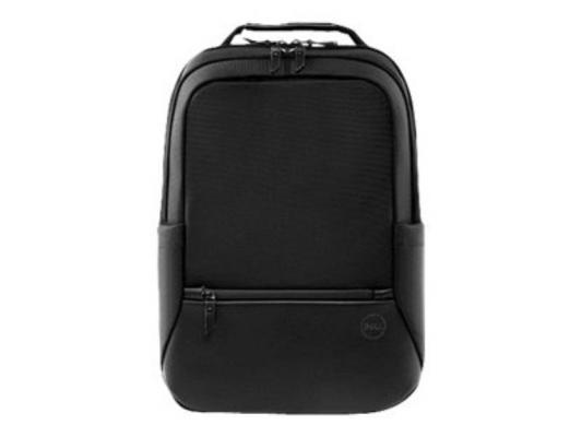"""цена на Рюкзак для ноутбука 15"""" DELL 460-BCQK кожа полиэстер черный"""